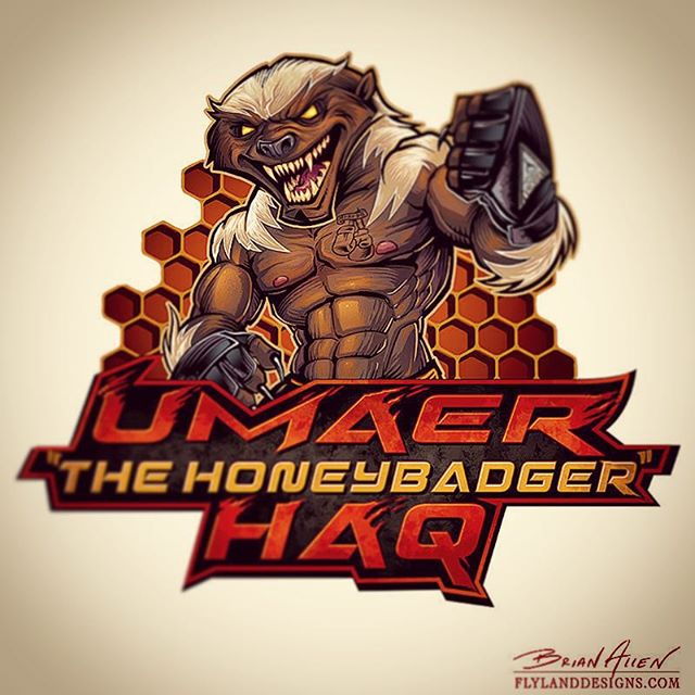 I was digging through some old stuff and found this logo I designed for an MMA fighter that I wanted to share with you.I've got a set of Manga Studio brushes I created that I'll have available tomorrow!Illustration by Brian Allen www.flylanddesigns.com #honeybadger #MMA #logo #art #digital #mangastudio #illustration #instaart #instaartwork #instaartist #instaartpop #artist #artshow #creative #artwork #followme