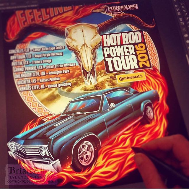 Vroom vroom!⠀#hotrod #mangastudio #photoshop #illustration #tshirt #art #instaart #instaartist #picoftheday #igdaily #followme New Artwork From Instagram