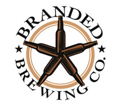Logo design for Branded Brewing Company