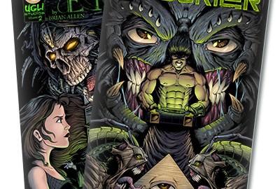 Comic Books by Brian Allen