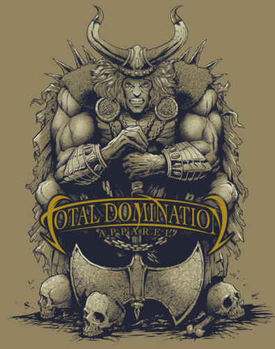 Total Domination Viking