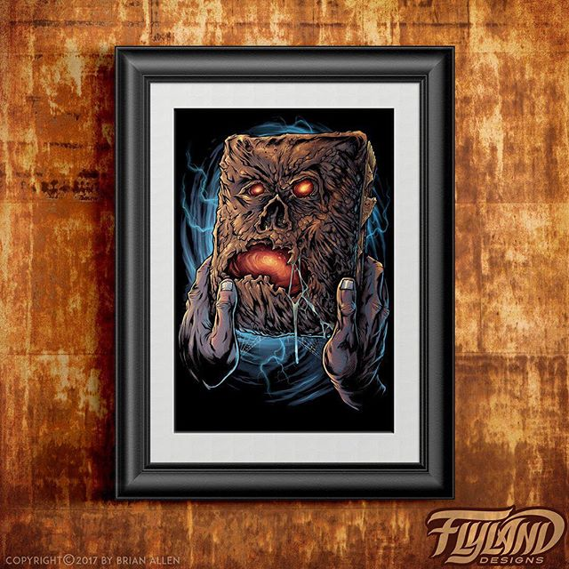 Klaatu!!! .... Barada!!! .... umm ... I had a lot of requests for this Evil Dead 2 illustration as a print, so I just put it up in my shop (link in bio). Thank you!! It was an honor to work with @cavitycolors on something so dear to my heart. #artprint #evildead2 #necronomicon #originalartwork #mangastudio #clipstudiopaint #illustration #tshirtdesign #tshirtart #hireanillustrator #freelanceartist #wacomcintiq