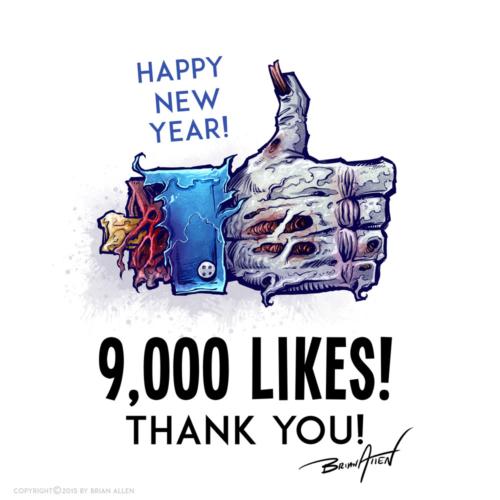 9000-Facebook-Likes-Zombie-Hand