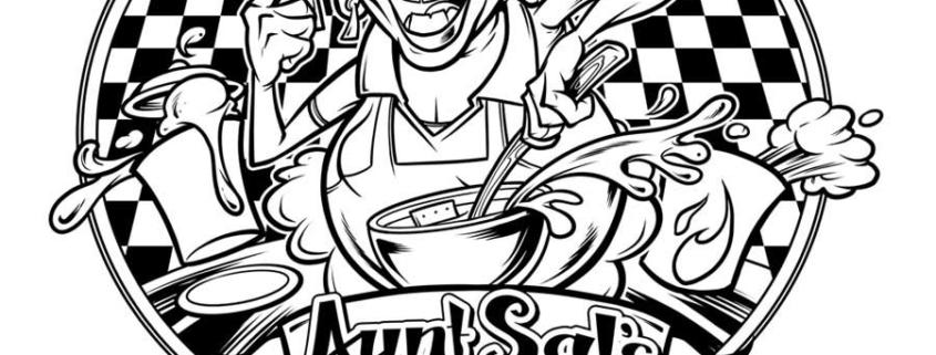 Aunt Sal's Custard Illustrated