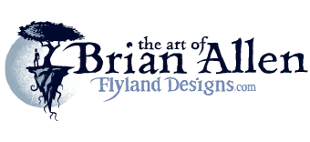 Flyland Designs, Freelance Illustration and Graphic Design by Brian Allen -