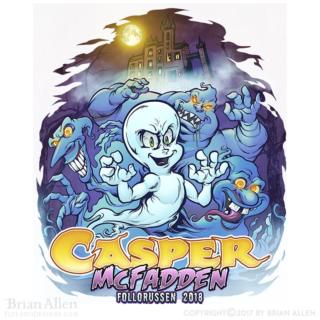 Casper explores his dark side in