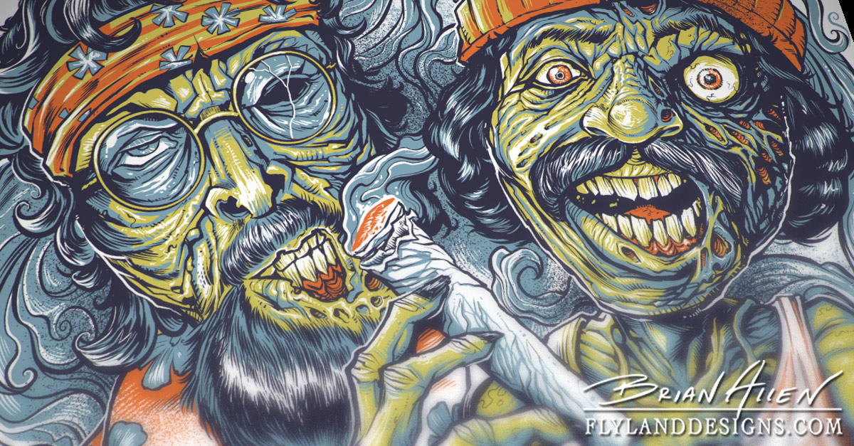 Cheech and Chong Zombies
