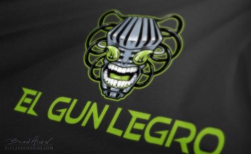 El Gun Legro Logo