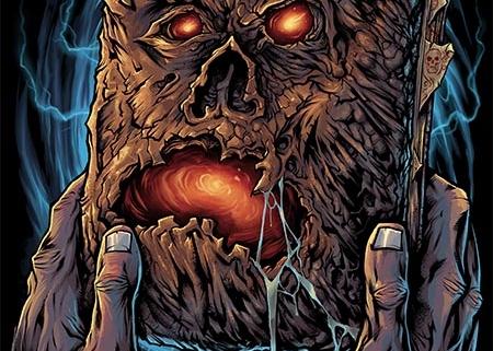 Evil Dead 2 Necronomicon T-Shirt