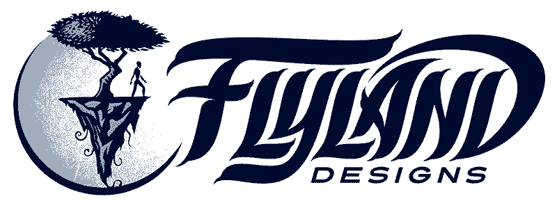 Flyland Designs, Freelance Illustration And Graphic Design By Brian Allen