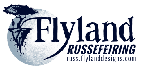 Logo Design for Russ