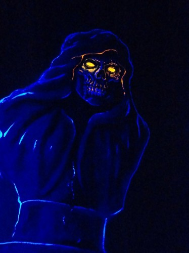 Blacklight grim reaper