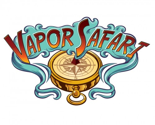 Vapor Safari logo design