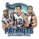 patriots football team members w