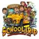 Bad kids drive a school bus choc