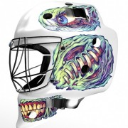 Custom Hockey Helmet decals
