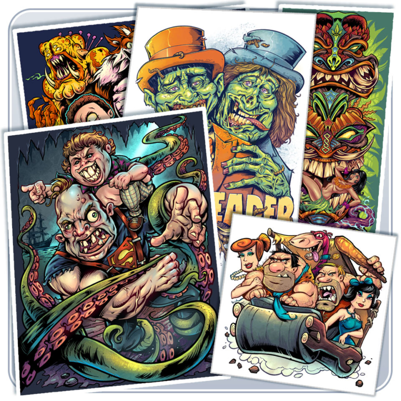 Art Prints and Posters