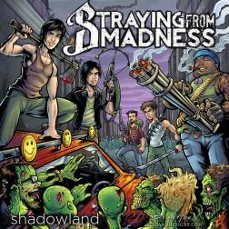 Album cover design for metal band