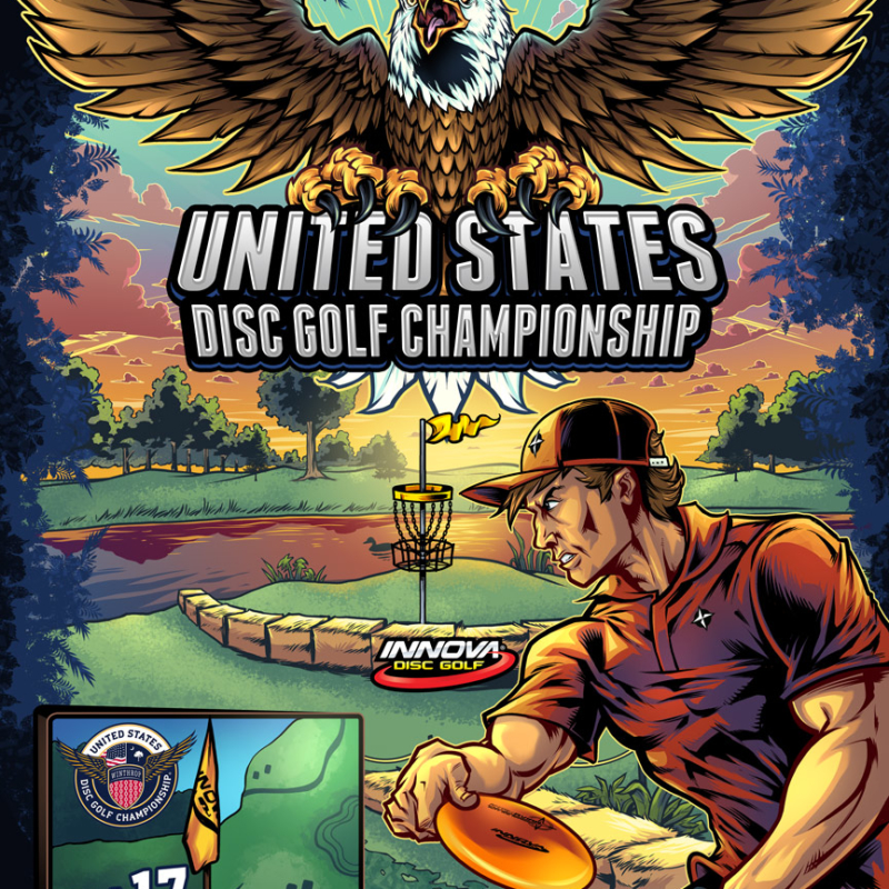 Event poster for the United Stat