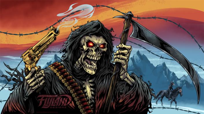 Western Grim Reaper