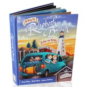 A Day In Rehoboth Beach Pop-Up Book